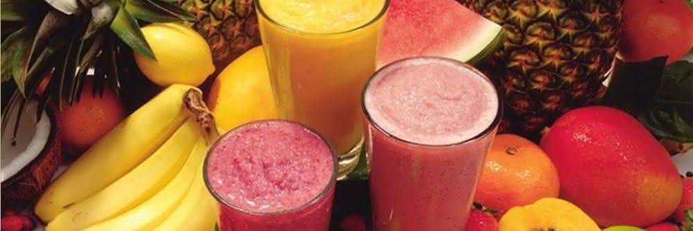 Fruit niet drinken maar eten!
