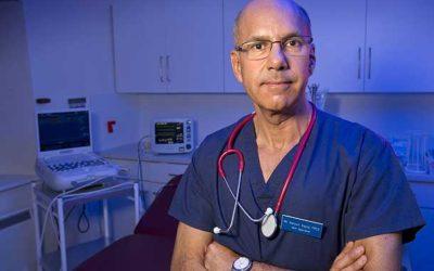 Vaatchirurg schrijft koolhydraatarm dieet voor
