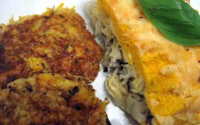 Koolhydraatarm koken met zuurkool en pompoen