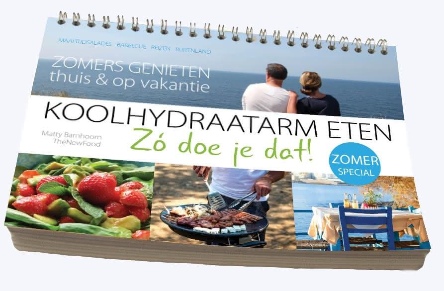 Koolhydraatarm eten STARTGIDS boek