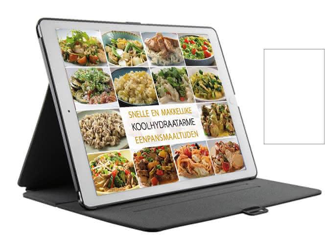 Koolhydraatarm eten e-book