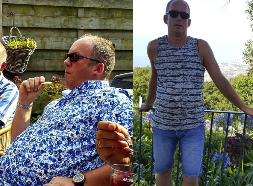 Bourgondische ex-diabeet Martin eet elke dag heerlijk