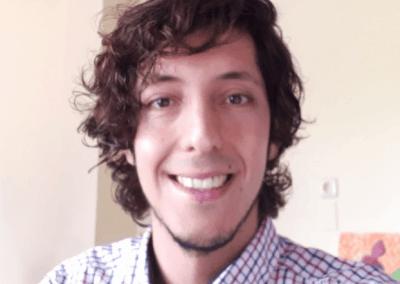 Psycholoog Pedro Farias