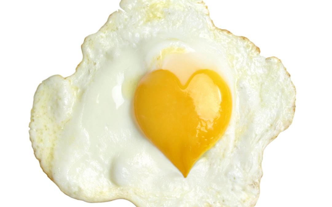 Eieren eten (zoveel je wilt) mag weer!