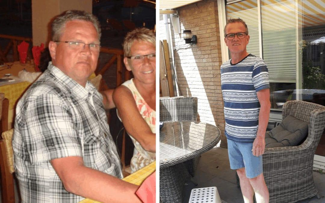 Marcel stopt met insuline na 12 jaar diabetes