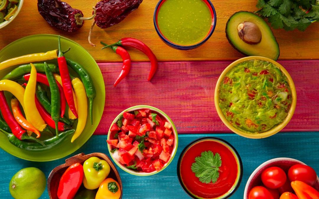 Koolhydraatarm/keto eten bij de Mexicaan